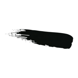 IBP Nail Art Paint #041 Nero