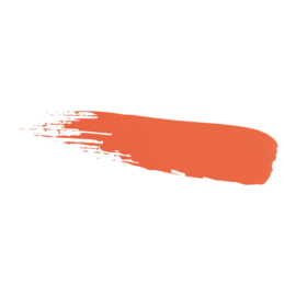 IBP Nail Art Paint #013 Brilliant Orange