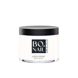 BO. Acryl Poeder Bright White (100gr)