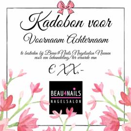 Kadobon (digitaal)