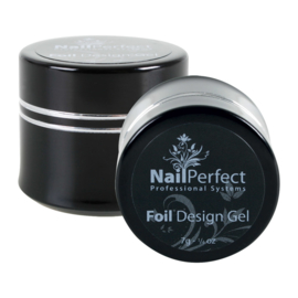 NailPerfect Foil Design Gel (black)