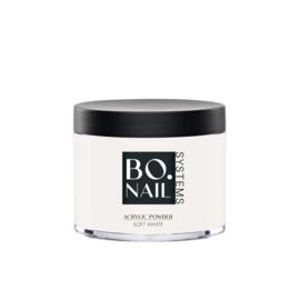 BO. Acryl Poeder Soft White (100gr)