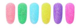 Glitter Mermaid Summer - set van 6 kleuren