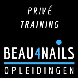 Privé training vanaf € 99,- per 3 uur