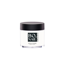 BO. Acryl Poeder Bright White (25gr)