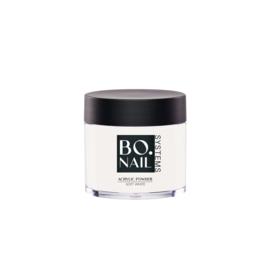 BO. Acryl Poeder Soft White (25gr)
