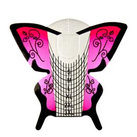PNS Stiletto Sjablonen vlinder vorm