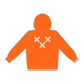 IM Hoodie orange