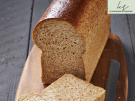 Bruinbrood rond