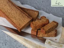 Zware koek (bruine koek)