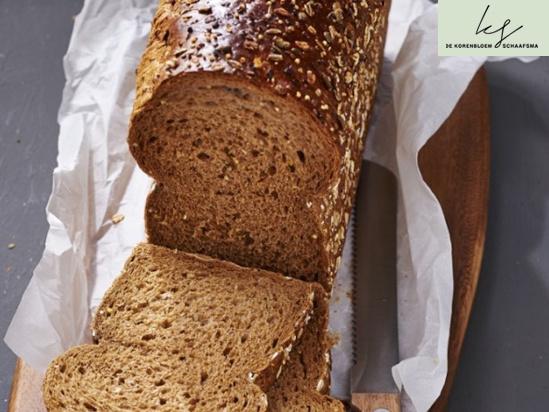 Koploper (donker volkorenbrood)