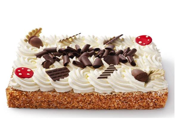 3 smaken taart   9 / 12 / 16 / 20 / 24 (afbeelding wijkt af)