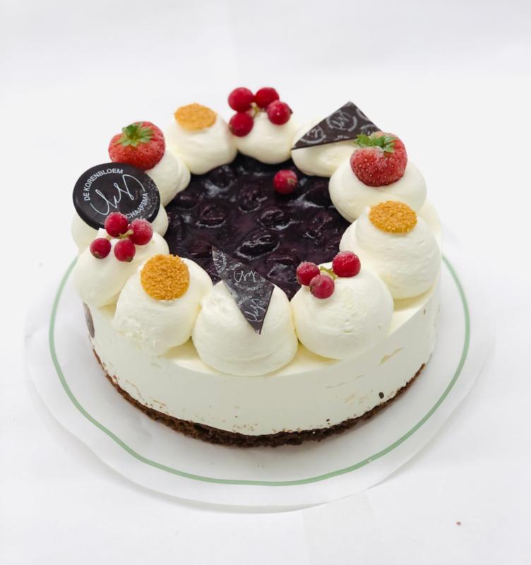 Monchou taartje