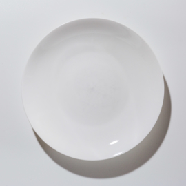 Dinerbord met openstaande rand van porselein 27 Ø cm