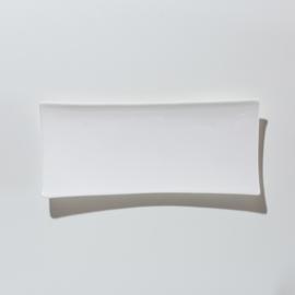 Dinerbord rechthoek 27 x 11,5 cm