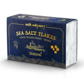 SALT ODYSSEY ZEEZOUT FLAKES NATUREL