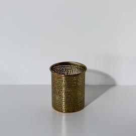 sfeerlichthouder gemixt gouden tinten