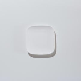 Gebaksbordje vierkant 13,5 x 13,5 cm