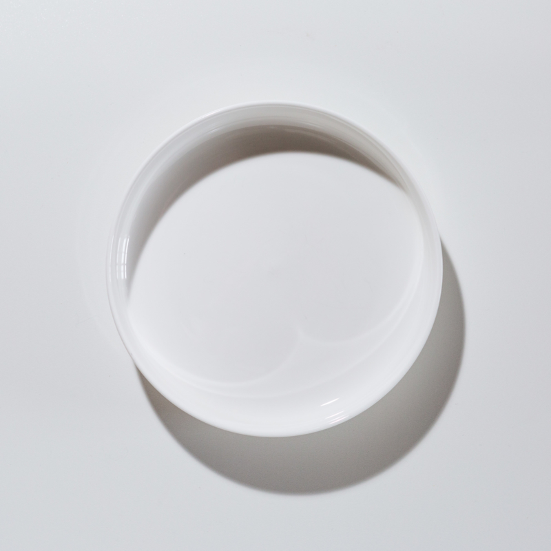 Voorgerecht bord met opstaande rand laag 20 Ø cm