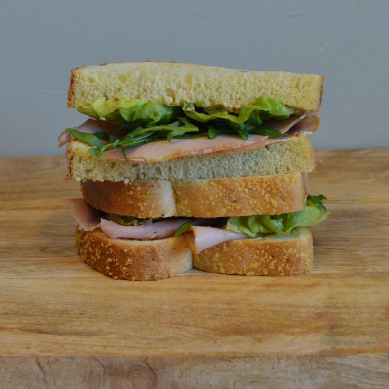 Lunchpakketje Sandwich