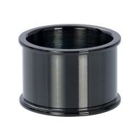14 mm breed zwart