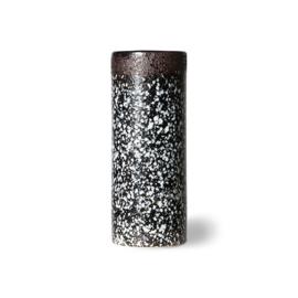 70s ceramics: vase xs, mud