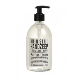 Handzeep parfum linnen 500 ml