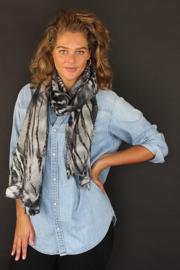 Lisa leopard grijs