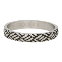 love knot zilver
