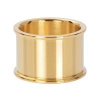 14 mm breed goud