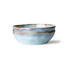 70s ceramics: pasta bowls, lagune (set of 2)*