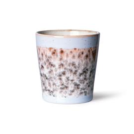 70s ceramics: coffee mug, birch