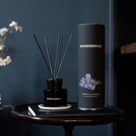 Amber and Lavender diffuser