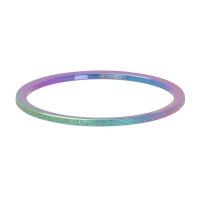 sandblasted rainbow