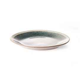 Side plate mist