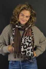 Wooly leopard bruin