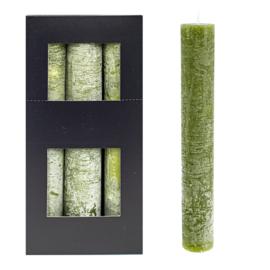 XL kaars groen