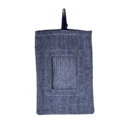 Hanger jeans blauw