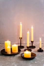 Pillar Candle 5x10 cm Yellow