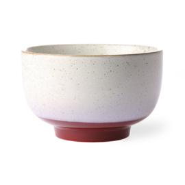 Noodle bowl frost