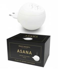 Plug-in aroma diffuser asana