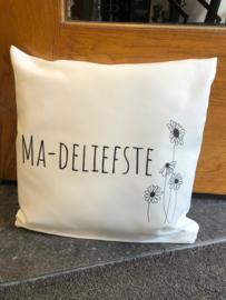 Buitenkussen Ma-deliefste