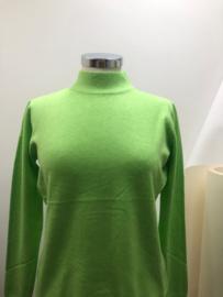 Turtle neck groen