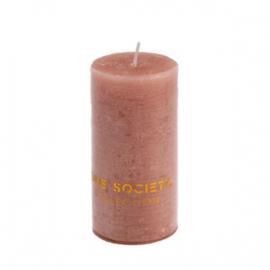 Pillar Candle 5x10 cm nude