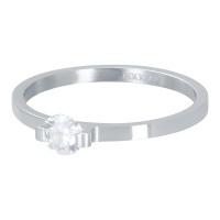mini glamour stone zilver