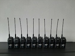 Analoge set 10 stuks UHF/VHF