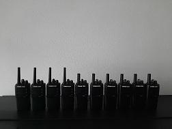 Voip  set 10 stuks T199