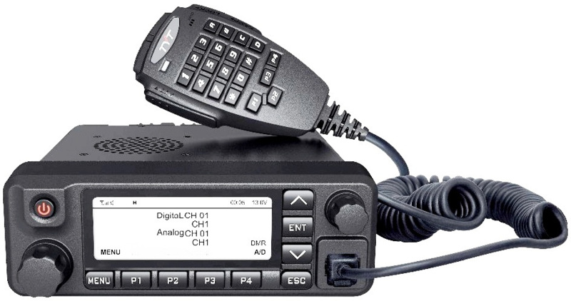 UHF Mobilofoon 1.