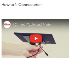 How-to 1: Connecteren
