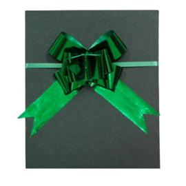 Strikjes Glanzend Groen